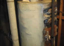 pipe wrap asbestos